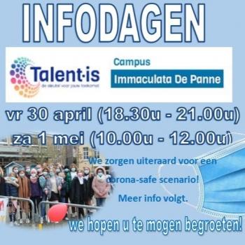 INFO-dagen Campus Immaculata