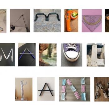 Creatief met letters